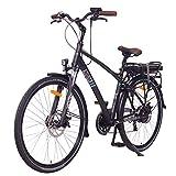 "NCM Hamburg E-Bike City Rad, 250W, 36V 13Ah 468Wh Akku, 28"" Zoll (28"