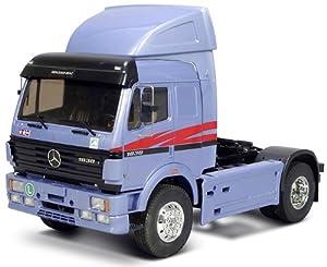 Tamiya Mercedes-Benz 1838LS - Radio-Controlled (RC) Land Vehicles (Cochecito de Juguete)