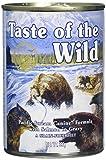 Taste of the Wild Alimentación Húmeda, Pescado, 12 x 390 gr