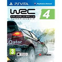 WRC 4 : World Rally Championship [import anglais]
