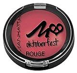 Manhattan Love Oktoberfest Rouge Nr. 43P Wiesn Fever Farbe: Cherryrot Zart gebackenes Rouge. Blush für ein strahlend schönes Gesicht.