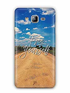 YuBingo Free Yourself Designer Mobile Case Back Cover for Samsung Galaxy On 5