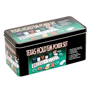 Texas Hold'em Poker Set 200 Piece by Altai