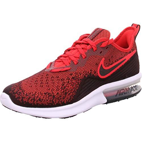 Nike Deutschland GmbH AIR MAX Sequent 4 Größe 43 Rot (rot) - Nike Rot Skate-schuhe