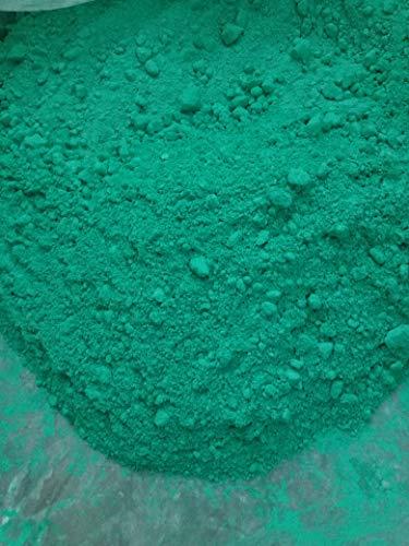 Gold & Gold Plaster of Paris Green Color Gypsum Powder (500 g)