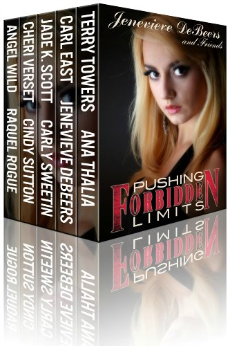 jenevieve-debeers-and-friends-pushing-forbidden-limits-anthology-english-edition
