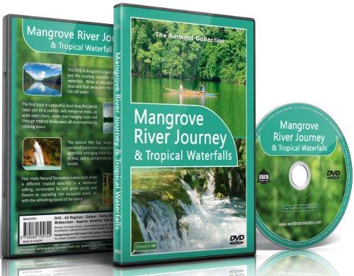 Entspannungs DVD-Mangroven Reise -Tropische Wasserfälle mit natürlichen Klängen (Klang-wasserfall)