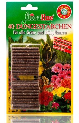 Palitos fertilizantes 400810 de Floraline; para todas las plantas verdes y con...
