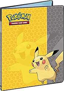 Ultra Pro 84554- Álbum de tarjetas de Pokémon Pikachu