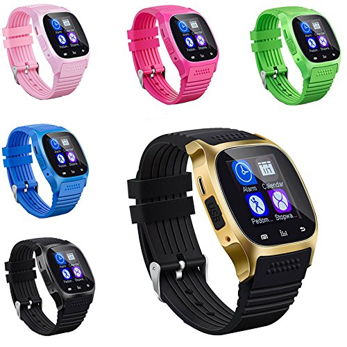 Beautyrain Smart Watch M26 Pulsera Blue-Tooth Recordatorio de vibración Blue-Tooth Música Deportes al Aire Libre Reloj Reloj Inteligente