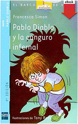 Pablo Diablo y la canguro infernal (eBook-ePub) por Francesca Simon