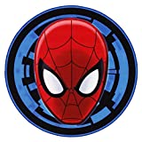"Marvel SP-3 100cm rund Kinderteppich ""Spiderman"""