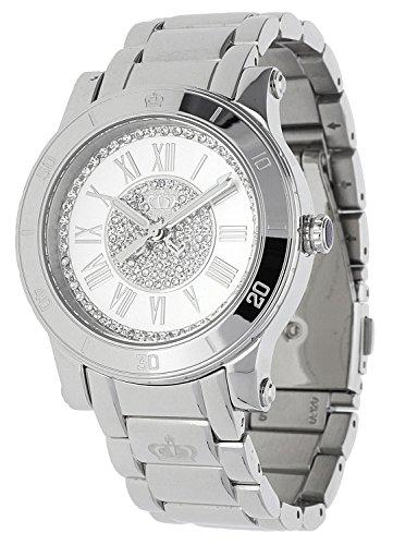 Juicy Couture Damas Reloj HRH Plata 1900854