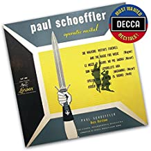 Operatic Recital By Paul Schoeffler