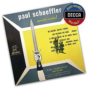 Paul Schoeffler: Opern-Recital (Dmwr)