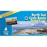 North Sea Cycle Route  Denmark: Route Book and Map (Cycline)