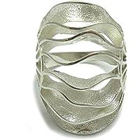 Elegante anello in argento 925 R000670 Empress