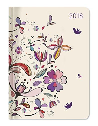 Ladytimer Flower Art 2018
