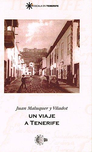 Un viaje a tenerife (Escala en Tenerife) por Juan Maluquer Viladot