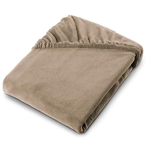 Aqua-textil Feelwell - Sábana Bajera Ajustable Forro