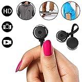 CYHT Mini Telecamera di attrazione Magnetica, videocamera Portatile HD 720P più Piccola della Tata Videoregistratore Portatile con videocamera Portatile Tascabile Perfetta per Il Movimento