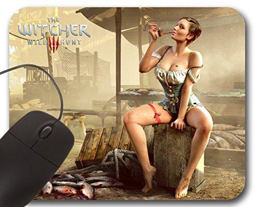 Preisvergleich Produktbild Mousepad The Witcher 3 Blood And Wine Mauspad