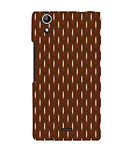 Abstract Design Wallpaper 3D Hard Polycarbonate Designer Back Case Cover for Micromax Canvas Selfie 2 Q340