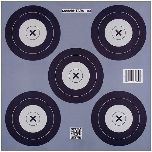 30-06Outdoors 5Spot Target (100-pack) by 30-06Outdoors (Target Spots)