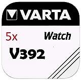 VARTA KNOPFZELLEN 392 SR41W (5 Stück, V392)