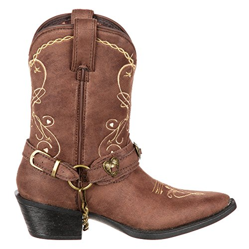 Durango Kids DBT0136 Western Boot brown