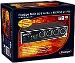 Prodipe 4i4o Interface MIDI/C�ble MID...