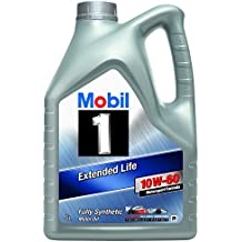 Mobil 1 Extended Life 10W-60 Aceite de motor