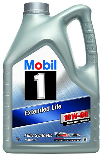 Mobil 1 050485 Extended Life 10W60, 5 L pas cher