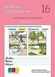 Lecturas comprensivas 16 / Editorial GEU / 5º Primaria / Mejora la comprensión lectora / Recomendado como apoyo / Actividades sencillas