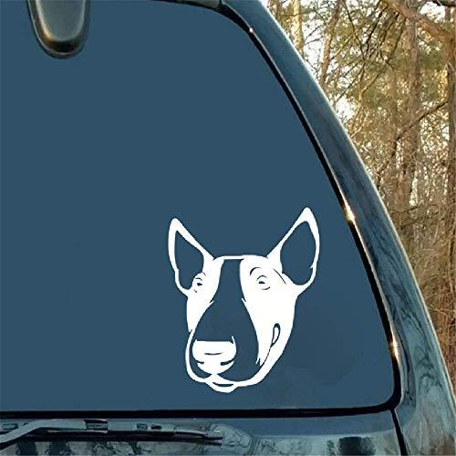 Auto-Aufkleber Stolzer Rettungshund Mama Aufkleber Fenster Welpe Auto Verpackung Zubehör Produkt Aufkleber