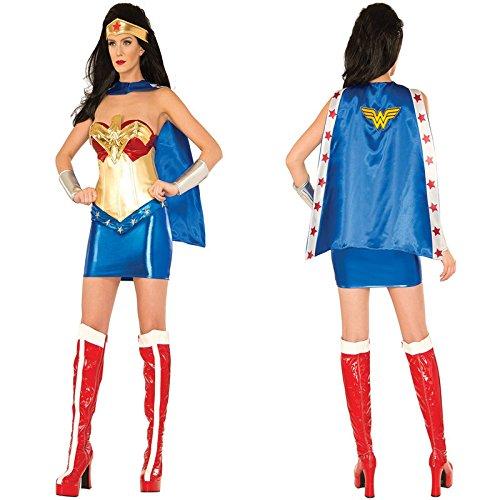 Gorgeous Kindertag Maskerade Halloween-Kostüm für Erwachsene Superman cape weiblichen erwachsenen weiblichen Superman-Kostüm - Superman Weibliche Kostüm