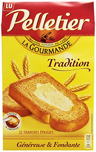 Pelletier La Gourmande Tradition 22 tranches épaisses 285 g