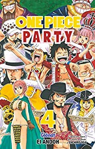 One Piece Party Edition simple Tome 4
