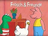 Frosch spielt Reise nach Jerusalem