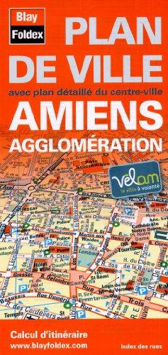 Plan d'Amiens et de son agglomération