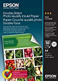 Epson Doppelseitiges Ink Jet Paper, A4 - 50 Blatt