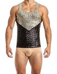 Modus Vivendi Men's Glamour Tank Top