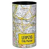 Extragifts City Puzzle Leipzig