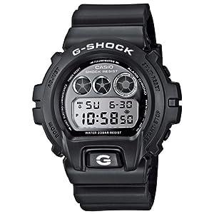 Reloj Casio G-shock Dw-6900bw-1er Hombre Gris de Casio