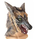 EnGive Halloween Maske Deko Werwolf Horror Masken