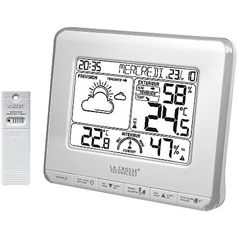 La Crosse Technology-Stazione meteorologica con indicatore di comfort