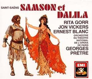 Saint-Saens: Samson und Dalila