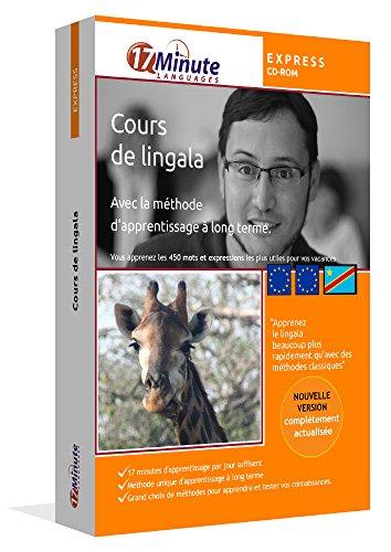 Cours de lingala express. Logiciel pour Windows / Linux / Mac OS X. Apprenez le vocabulaire de lingala pour vos vacances en République Démocratique du Congo