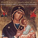 Hymnes A La Très Sainte Mère De Dieu