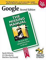 Google: The Missing Manual 2e